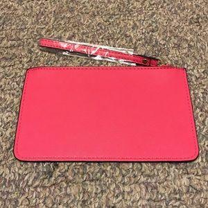 kate spade Bags - Kate Spade Pink Wallet Wristlet